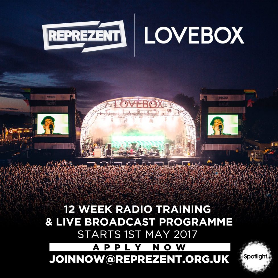 We're teaming up with Reprezent