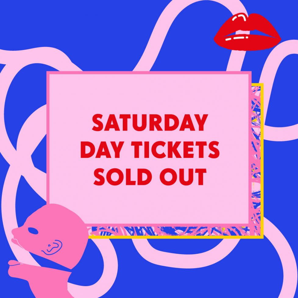 Saturday Sold Out